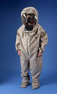 Lakeland 42450 Chemmax 4 Level B Encapsulated Suit 4xl Size No Tax