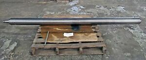 17565 6 X 114 Line Boring Bar With No 50 Taper