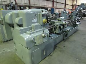 16687 20 13 X 102 Monarch Engine Lathe