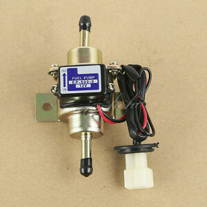 12v Universal 3 5psi Low Pressure Gas Diesel Electric Fuel Pump Replace Ep 500 0