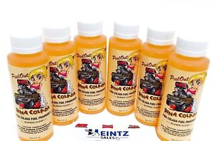 Power Plus Lubricants 6 Pina Colada Fuel Fragrance For Car Motorcycle Atv