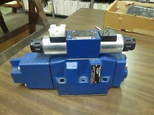 Rexroth Hydraulic Proportional Directional Control Valve R900947117