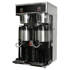 Newco 784850 Dtvt Dual Coffee Brewer W servers new Authorized Seller