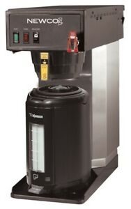 Newco 120730 Fc ts Telescoping Thermal Carafe Coffee Brewer new