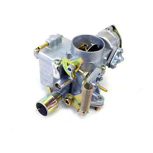 Stock Replacement 34 Pict 3 Carburetor For Vw Type 1 And 2
