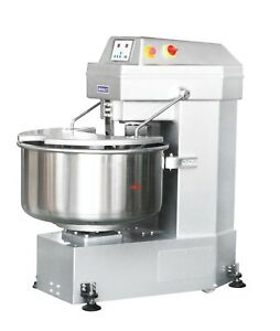 Homat Spiral Dough Mixer Capacity Dough 265lb 120kg 189liters 10hp Summer Sale