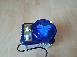 Peristaltic Feed Pump 32 Gpd