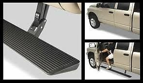 2013 2015 Ram 1500 2500 3500 Amp Powerstep Power Running Boards W Plug