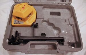 Pacific Laser Systems Pls 360 Laser Level With Case