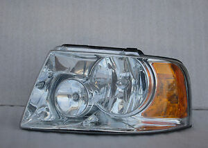 Ford Expedition Headlight Front Head Lamp 2003 2004 2005 2006 Factory Oem