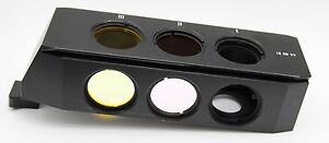 Zeiss Axioskop 3 Fl Fluorescence Cube Slider 446321 3fl Axioline Fitc Gfp