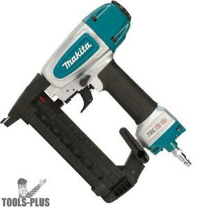 Makita At638a Narrow Crown Stapler 18 Ga 1 4 Wide Up To 1 1 2 Length New