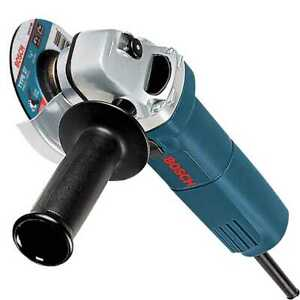 4 1 2 Small Angle Grinder 6 Amp Bosch Tools 1375a New