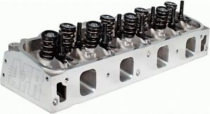 Afr Bbf 295cc Bullitt Cylinder Heads Raised Exhaust Big Block Ford 75cc 3822