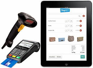 Combined Epos Till Cash Register Web Shop System Sell In store Online