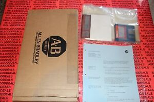 Allen Bradley 1671 dl Data Logger Software 527006201 1671dl New