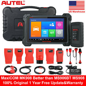 Autel Maxilink Ml529 Obd2 Auto Diagnostic Scan Obdii can Fault Code Reader Tool