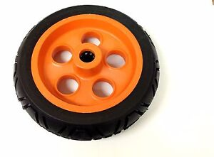 2 Gruv Gear V cart Solo Dolly 8 Inch Replacement Wheels