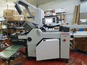 Horizon Afc 566fkt Fully Automated Paper Folder
