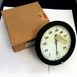 Nib Ashcroft Duragauge Receiver Pressure Gauge 3 15 0 900psi 8 5 85 1377as 02b