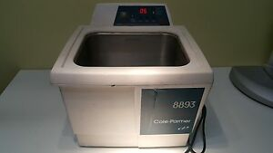Cole parmer 8893r dth Ultrasonic Cleaner