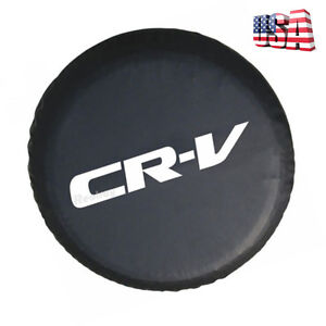 Spare Wheel Tire Soft Cover Protector 27 Diameter 66 69cm For Honda Crv Cr V