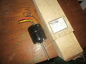 Oliver Tractor White Combine 7600 7800 8600 8800 8900 Brand New Blower Motor Nos