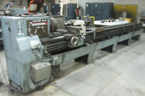19 Swing X 240 Center Leblond Regal Engine Lathe Metal Turning