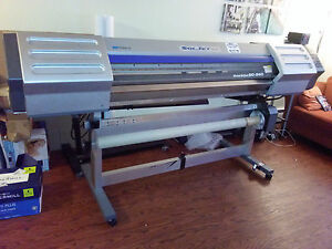 Roland Soljet Proii Sc 540 Printer cutter