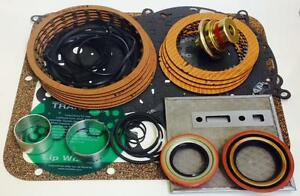 Powerglide Automatic Transmission Deluxe Rebuild Kit