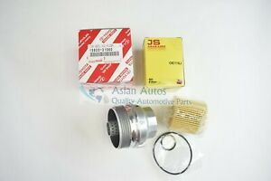 Genuine Toyota Housing Cap Holder 15620 31060 With Oil Filter