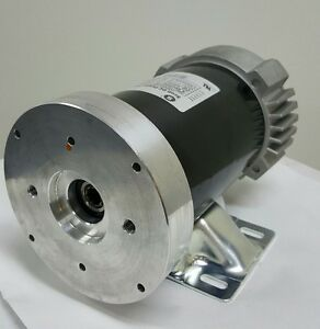 New Scott Dc Electric Motor 4bc03124 1hp 1800rpm 48 Vdc
