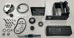 Bridgeport Knee Mill Cnc Quill Kit Conversion Kit