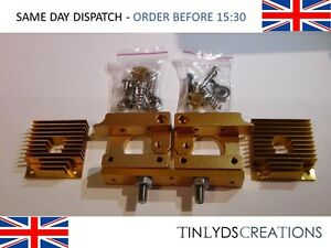 Mk8 Dual Head Extruder Ctc Upgrade Extruder Full Kit 3d Printer Part