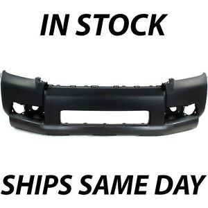 New Primered Front Bumper Cover For 2010 2011 2012 2013 Toyota 4runner