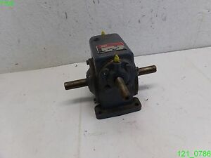 Winsmith 2ct Gear Reducer 1800 Rpm