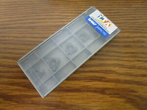 Iscar New Carbide Threading Inserts 16ir 6 Stacme Ic908 Box Of 5 Inserts