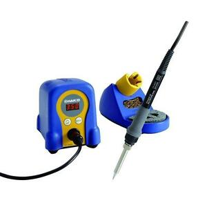 Hakko Digital Display Soldering Station 70 W Compact Power Tool Ceramic Heating