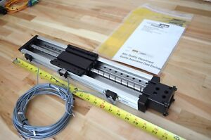 New 20 Parker 404xe Linear Actuator Precision Ground Ballscrew Nema23 Cnc Diy