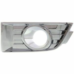 Fits Ford Edge 2007 2010 Cover Fog Light Left Driver Side Fo1038107