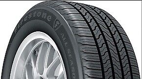 Firestone All Season 215 60r16 95t Bsw 2 Tires