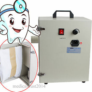 1200w 9kg Power Dental Lab Bench Duct Collecting Cleaner Vacuum Dust Collector
