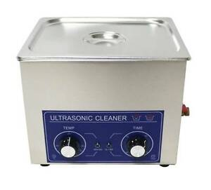 10l Ultrasonic Cleaner With Heater 240w Jewelry Watches Dental Tattoo T