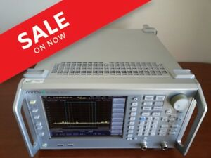 Ms2690a Anritsu Signal Analyzer 50hz 6ghz opt 020 Vector Signal Generator