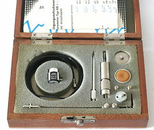 Vintage German Mmf Kd13 Accelerometer Vibration Calibration 1970 s