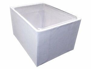 White Cardboard Box With Clear Acetate Tuck Lid Lot Of 5000 For 0 20 Each