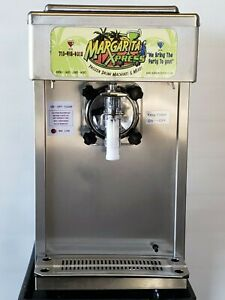 New Donper Xf124 Frozen Margarita Slush Drink Machine Free Mix And Shipping