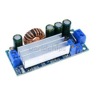 Auto Step Up down Dc Power Supply Converter Constant Current Buck Boost 5v 30v