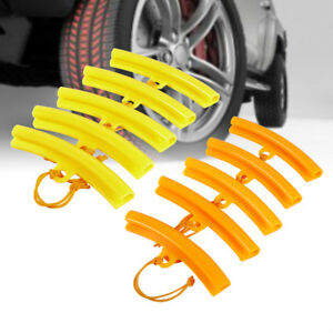 5pcs Tire Changer Guard Rim Protector Motorcycle Tyre Wheel Changing Edge Tool