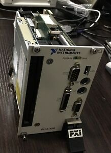 National Instruments Ni Pxi 8155b Embedded Controller